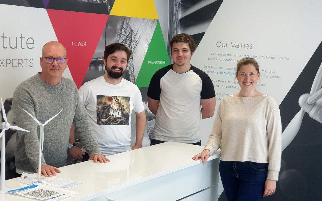 HSDC and Astute help to kickstart young adults into employment